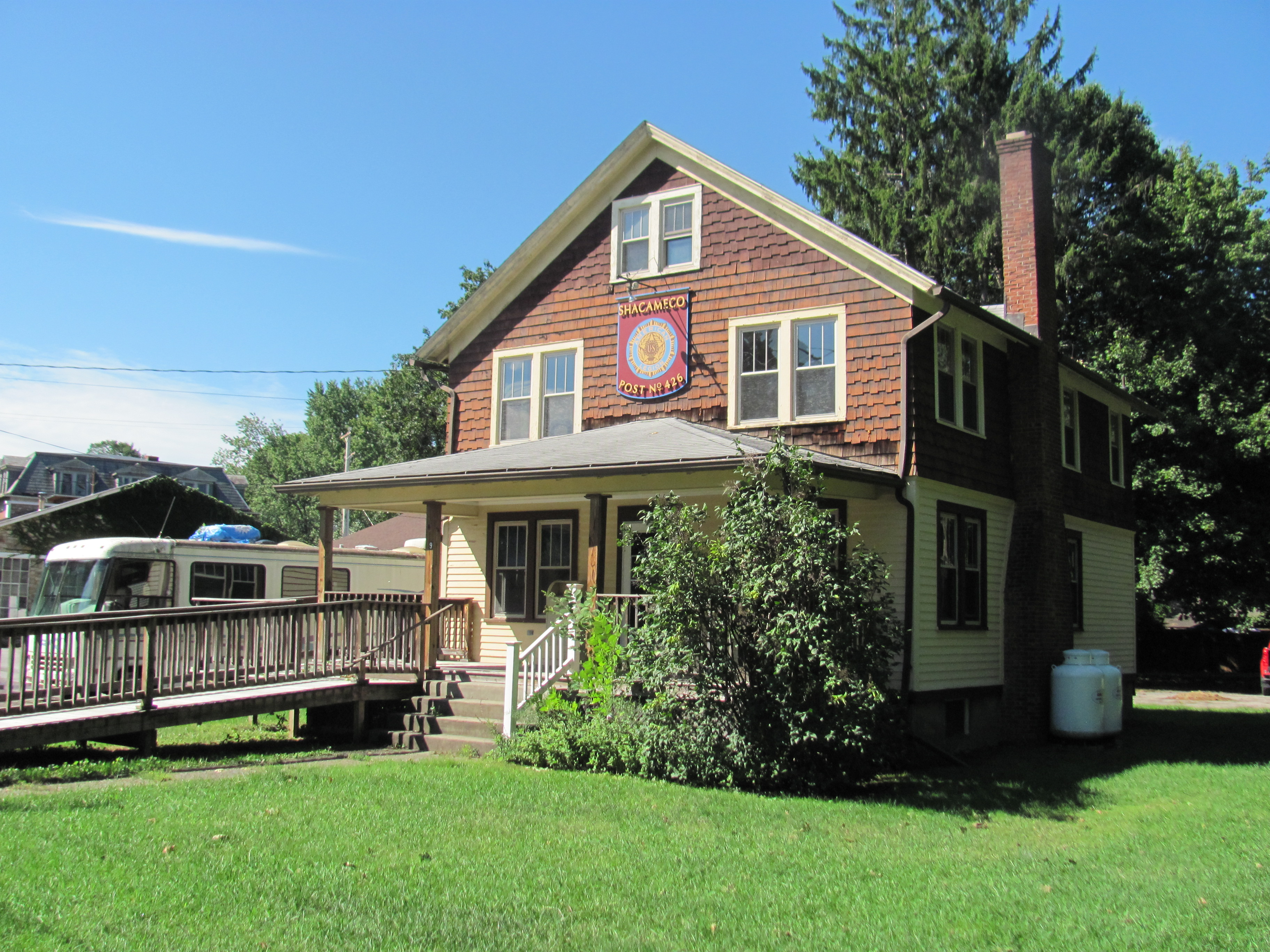 The American Legion Post 426 in Pine Plains